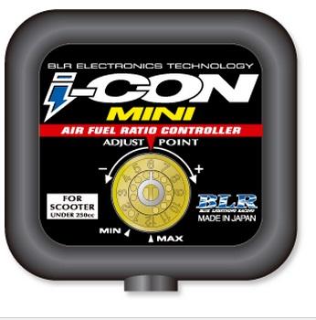 i-CON MINI ギボシ端子加工 BlueLightningRacing(ブルーライトニングレーシング) アドレスV125(ADDRESS)