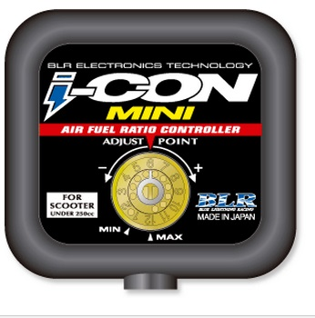 i-CON MINI センサーカプラー接続 BlueLightningRacing(ブルーライトニングレーシング) アドレスV125(ADDRESS)
