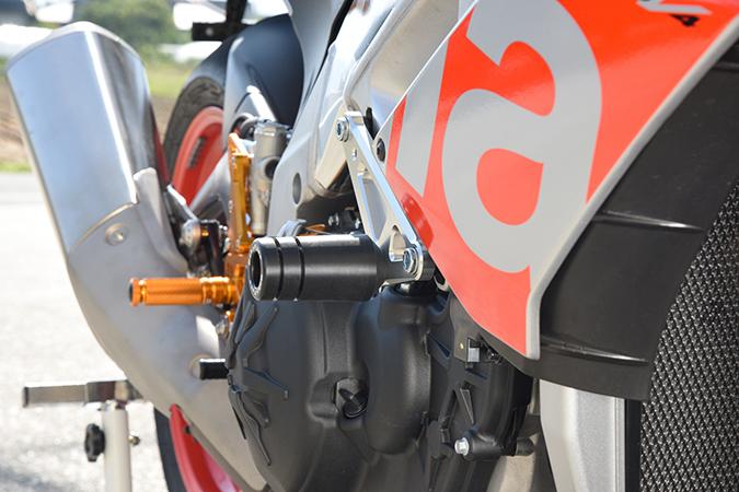 フレームスライダー BABYFACE(ベビーフェイス) APRILIA RSV4R Factory
