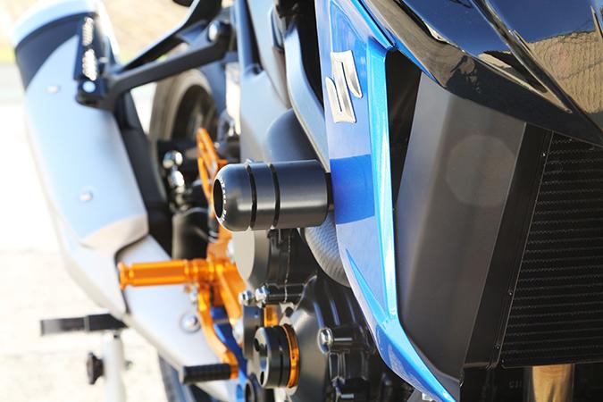 フレームスライダー BABYFACE(ベビーフェイス) GSX-S750