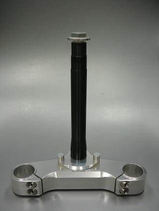 セパハン用ステム シルバーアルマイト BORE-ACE(ボアエース) SR400(78~00年)