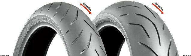 BATTLAX(バトラックス) RADIAL S20 130/70ZR16 TL フロント BRIDGESTONE(ブリヂストンタイヤ)
