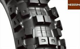 MOTOCROSS COMPETITION(モトクロス・コンペティション) M404 110/90-19 W リア BRIDGESTONE(ブリヂストンタイヤ)