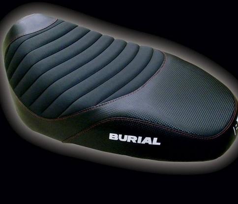 ローダウン スポルティブシート BURIAL(ベリアル) アドレスV125S(ADDRESS)