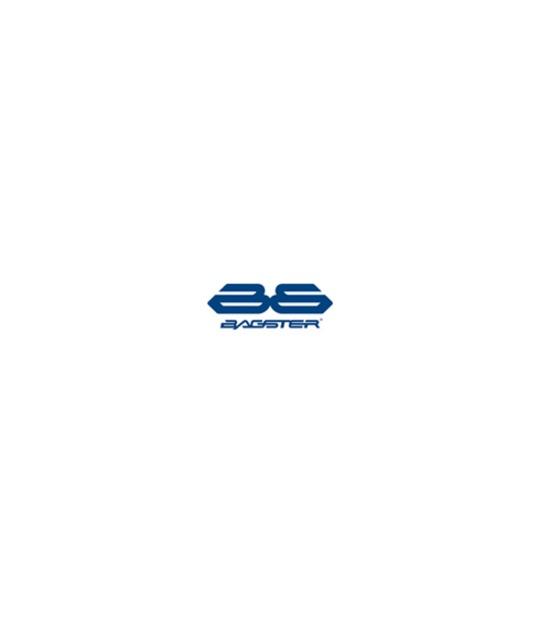 レディーシート ブラック/シルバー BAGSTER(バグスター) BMW F800S(06-12)