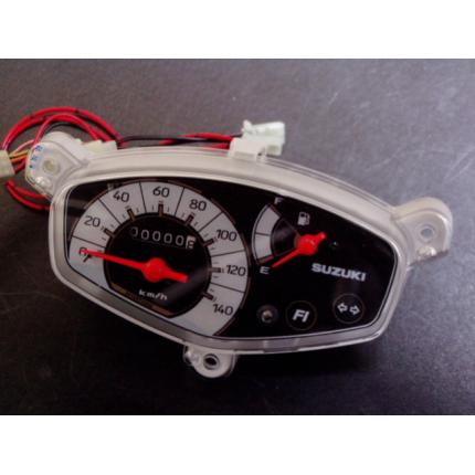 140kmスピードメーター ビームーンファクトリー(B-MoonFactory) アドレスV125(K5/K6)