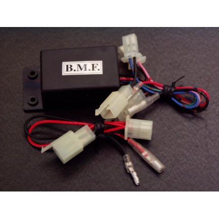 ウインカーポジション・デジタルハザード・スイッチセット ビームーンファクトリー(B-MoonFactory) アドレスV125(ADDRESS)K9
