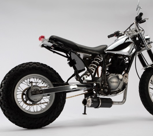 SS300カーボンマフラー BEAMS(ビームス) TW225・TW200