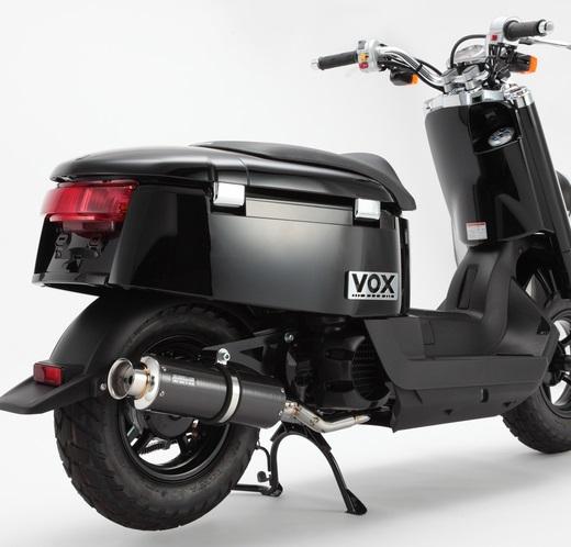 SS300カーボンマフラー SP BEAMS(ビームス) ボックス(VOX)SA31J