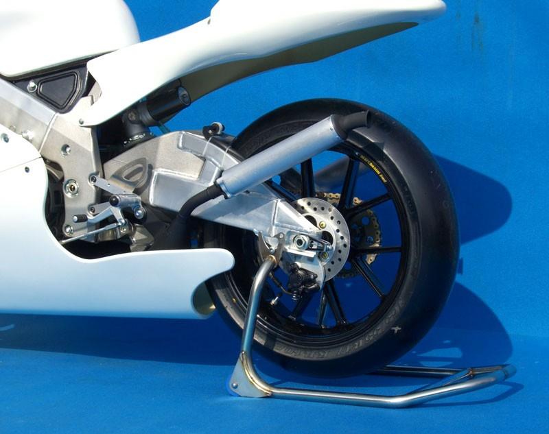 リアスタンド BATTLE FACTORY(バトルファクトリー) RS250R(NXA)