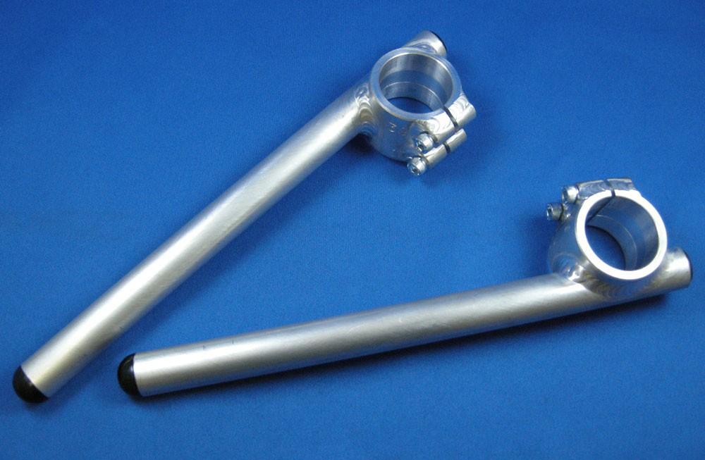 アルミ溶接ハンドル φ39垂れ角13度 BATTLE FACTORY(バトルファクトリー) CBX750F