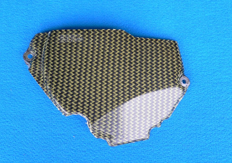 カーボン2次カバー クラッチ用 BATTLE FACTORY(バトルファクトリー) GSX-R600(K4~K5)