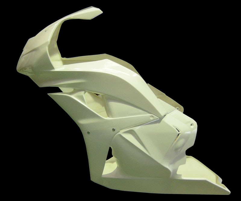 フルカウリング BATTLE FACTORY(バトルファクトリー) CBR600RR (09~12年)