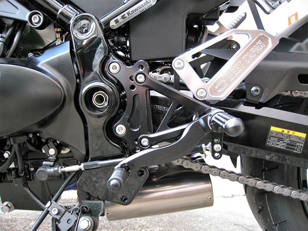 ハイパーバンク ブラック/シルバー仕様 BEET(ビート) Z900RS