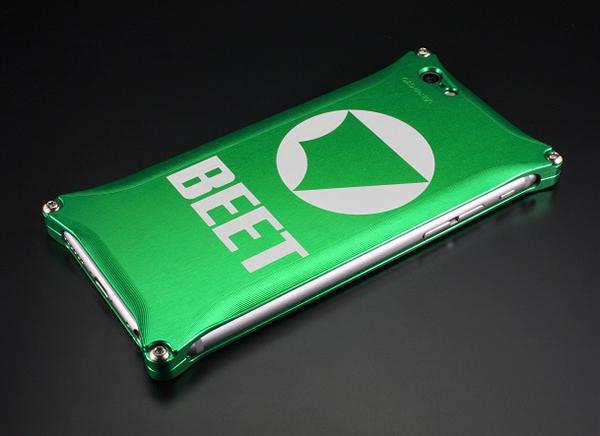 iPhone7 用 グリーン BEET(ビート)