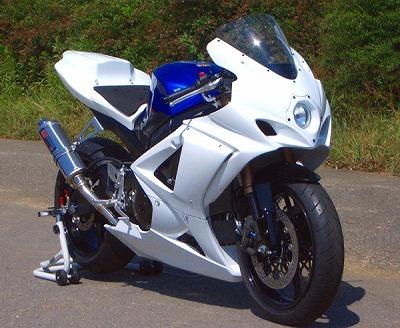 耐久フルカウル CLEVER WOLF RACING(クレバーウルフレーシング) GSX-R1000(07~08年)