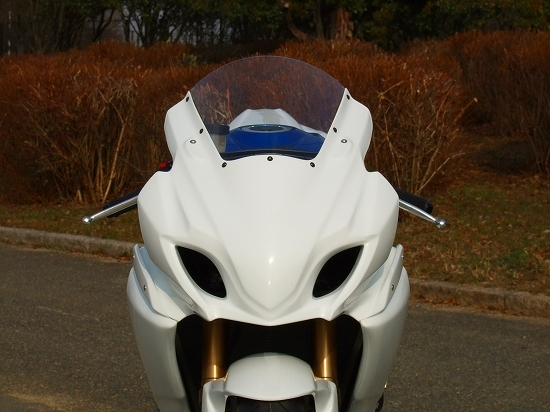 スクリーン CLEVER WOLF RACING(クレバーウルフレーシング) GSX-R1000(09年~)