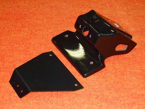 フェンダーレスキット 黒FRP CLEVER WOLF RACING(クレバーウルフレーシング) ZX-6R(09年~)