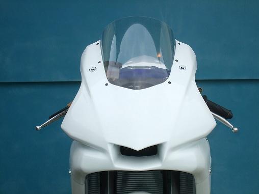 スクリーン CLEVER WOLF RACING(クレバーウルフレーシング) YZF-R1(15年~)