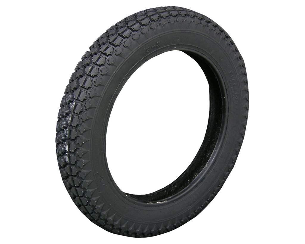 ファイヤーストーンANS 4.00-18タイヤ COKER(コッカー)