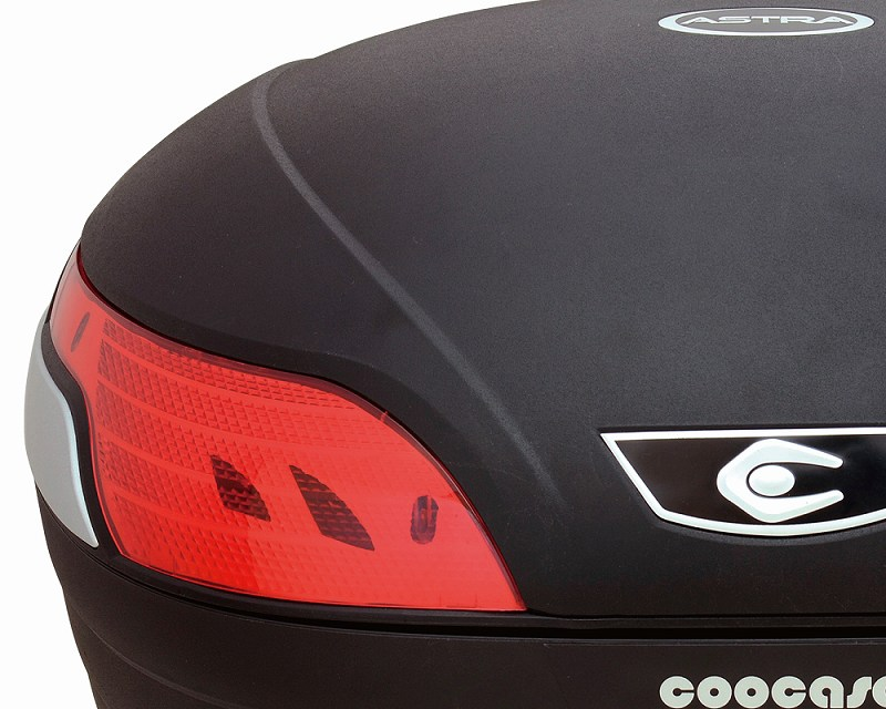 S48 Astra(アストラ)SPEC-F2 無塗装ブラック 48L COOCASE(クーケース)