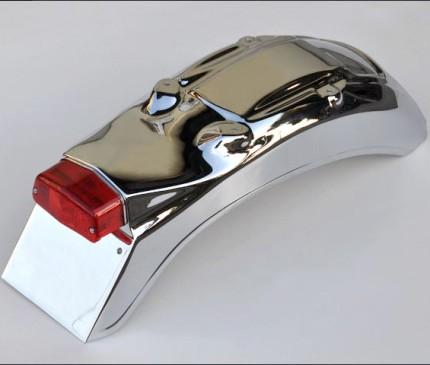 ショートタイプリアフェンダー ルーカスL クロームメッキ CHIC DESIGN(シックデザイン) CB1100
