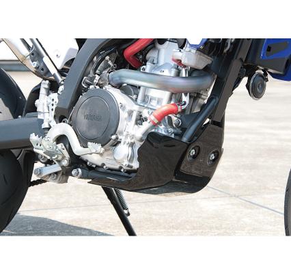 CJE14 スキッドプレートタイプ2 WR250R/X ブラック サイクラム(CYCLE-AM) WR250R/X