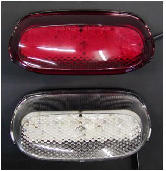 LEDテールライト CLEAR ALTERNATIVES(クリアオルタナティブ) ZZR1100