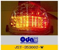 インテグレート・テールライト(ウィンカー内蔵式)(01-03) CLEAR ALTERNATIVES(クリアオルタナティブ) GSX-R600