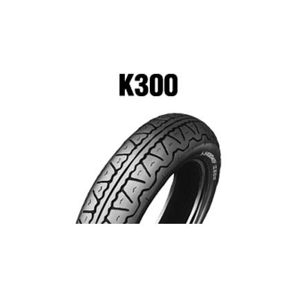 ダンロップタイヤ(DUNLOP)K300(リア) 110/90-18 MC 61H チューブレス