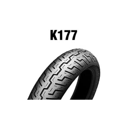 ダンロップタイヤ(DUNLOP)K177F(フロント) 130/70-18 MC 63H チューブレス