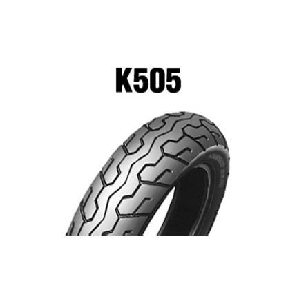 ダンロップタイヤ(DUNLOP)K505F(フロント)110/80-18 MC 58H チューブレス