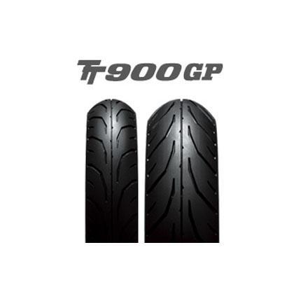 ダンロップタイヤ(DUNLOP)GP series TT900GP(リア) 90/90-18 MC 51H チューブレス