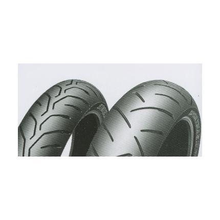 ダンロップタイヤ(DUNLOP)D204F(フロント) 120/60ZR17 MC 55W チューブレス