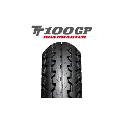 ダンロップタイヤ(DUNLOP)GP series TT100GP(前後輪共通)130/80-18 MC 66H WT