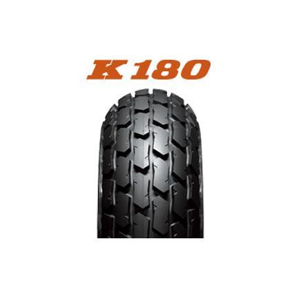 ダンロップタイヤ(DUNLOP)DIRT TRACK K180(リア)180/80-14 MC 78P WT