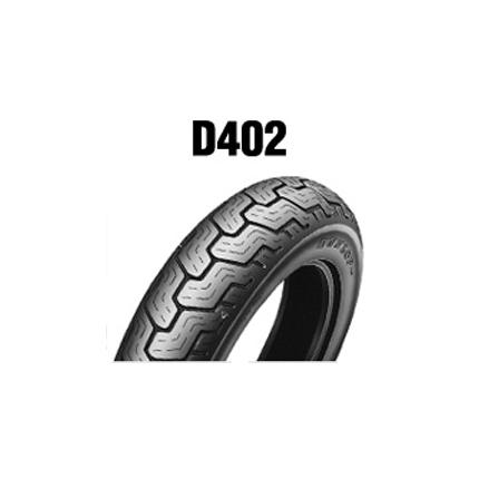 ダンロップタイヤ(DUNLOP)D402(リア)MT90B16 MC 74H(BW) チューブレス