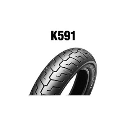ダンロップタイヤ(DUNLOP)K591(リア)130/90B16 MC 64V チューブレス
