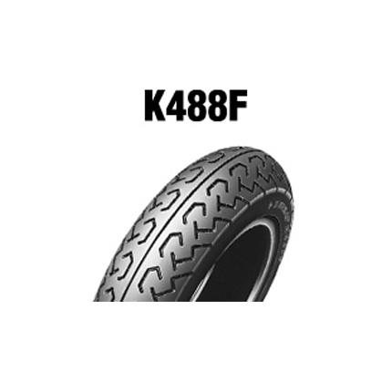 ダンロップタイヤ(DUNLOP)K488F(フロント)4.00-12 4PR(65J) WT