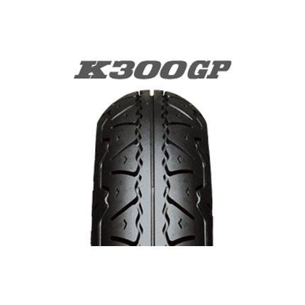 ダンロップタイヤ(DUNLOP)GP series K300GP(リア) 150/80-16 MC 71V チューブレス