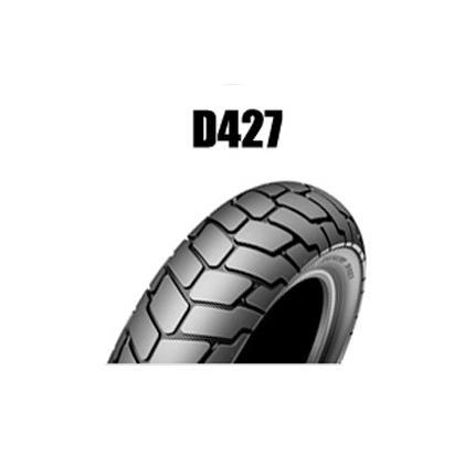 ダンロップタイヤ(DUNLOP)D427(リア)180/70B16 MC 77H チューブレス