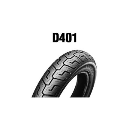 ダンロップタイヤ(DUNLOP)D401(リア)200/55R17 MC 78V チューブレス