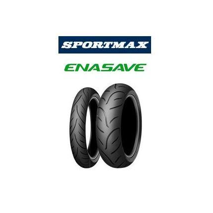 ダンロップタイヤ(DUNLOP)SPORTMAX(スポーツマックス) ENASAVE (フロント)120/70ZR17 MC (58W)チューブレス
