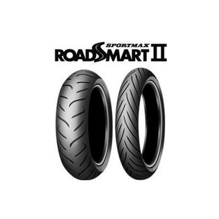 ダンロップタイヤ(DUNLOP) Roadsmart2(ロードスマート2)(リア)180/55ZR17 MC (73W) チューブレス