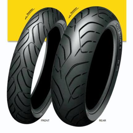 190/50ZR17 M/C 73W スポーツマックス ロードスマート3 リア用 タイヤ TL DUNLOP(ダンロップ)