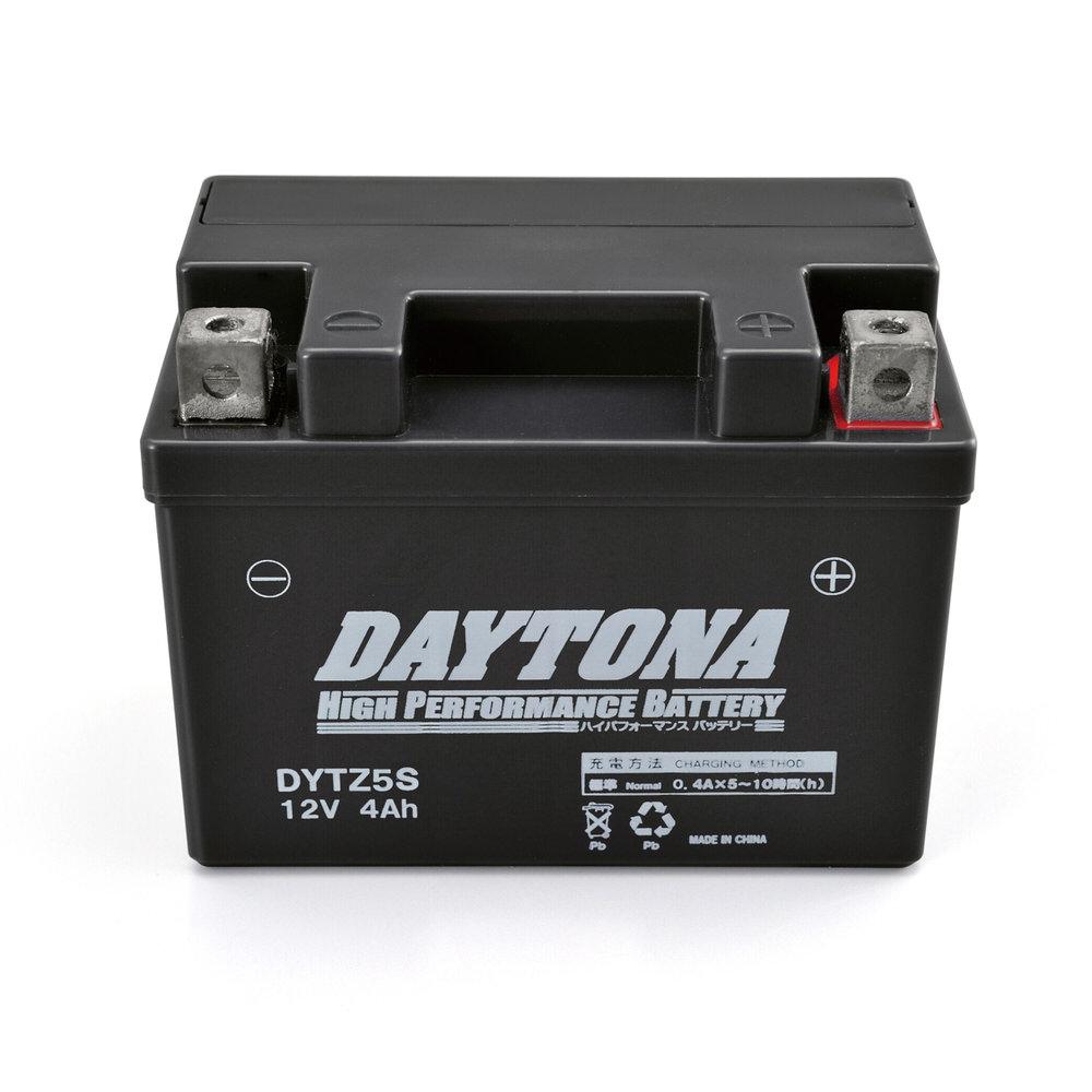 ハイパフォーマンスバッテリー DYTZ5S GSYUASA YTZ5S 早割クーポン 古河電池 DAYTONA FTZ5Sに相当 デイトナ モンキー125 直送商品 MONKEY125