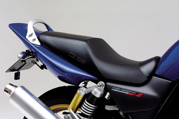 COZYシート(コンプリートタイプ)シートベース付 ディンプルメッシュ DAYTONA(デイトナ) CB400SF・SB