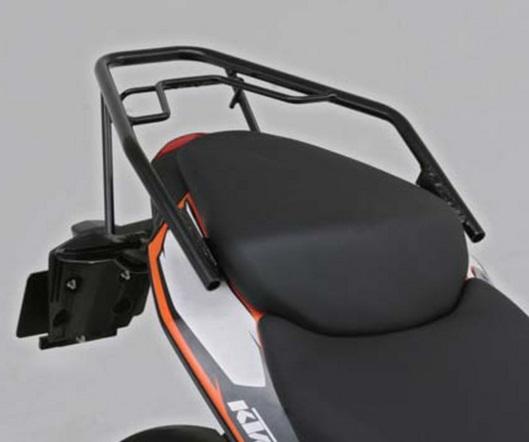 グラブバー ブラック DAYTONA(デイトナ) KTM 200DUKE