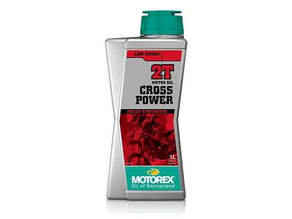 高額売筋 在庫有り あす楽対象 クロスパワー 2T 1リットル 1L 爆買いセール 2サイクルエンジンオイル MOTOREX モトレックス