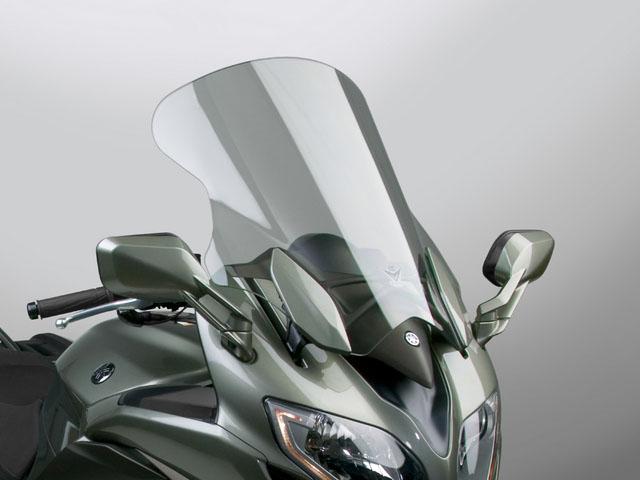 NATIONAL CYCLE VStreamウインドシールド ライトスモーク H514×W520mm DAYTONA(デイトナ) FJR1300(13~14年)